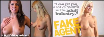 Fake casting nude